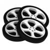 Объемные пластиковые колеса (комп. 4 шт.) +2600₽