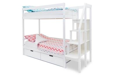 Двухъярусные кровати с бесплатной доставкой из интернет-магазина