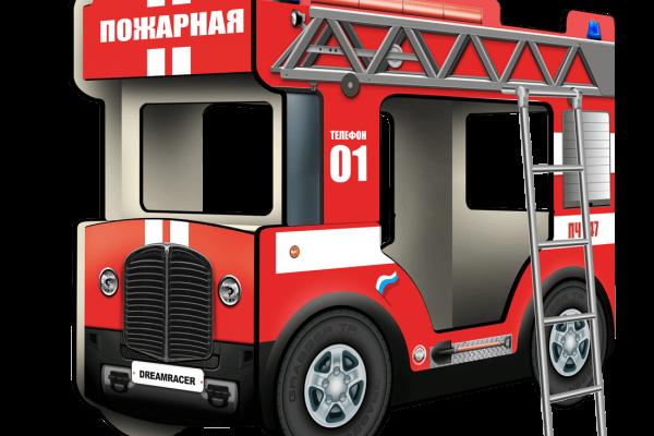 Двухъярусная кровать Автобус в Санкт-Петербурге с доставкой