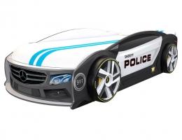 Кровать машина Мерседес Манго Полиция купить в наличии в Санкт-Петербурге