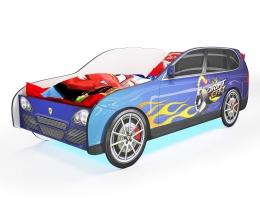 Кровать машина Джип Порше Porsche Cayenne купить в наличии в Санкт-Петербурге