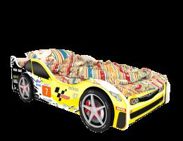 Детская кровать - машина Лондон купить в наличии в Санкт-Петербурге