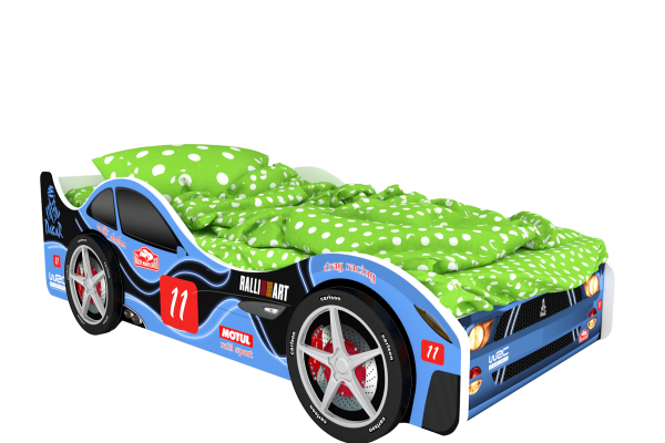 Детская кровать - машина Нью-Йорк в Санкт-Петербурге с доставкой
