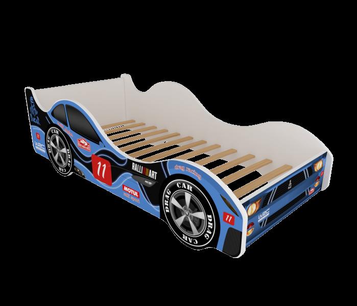 Детская кровать - машина Нью-Йорк с удобной инструкцией