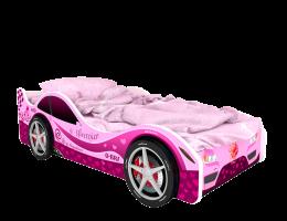 Детская кровать - машина Париж купить в наличии в Санкт-Петербурге