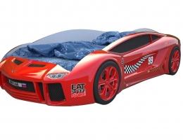 Кровать машина Ламба Next Красная2 купить в наличии в Санкт-Петербурге