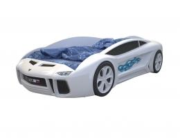 Кровать машина Ламба Next Белая купить в наличии в Санкт-Петербурге