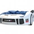 Объемная кровать машина Ламба Next Белая 2 в интернет-магазине