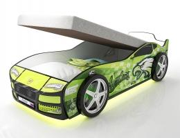 Кровать машина Турбо Гудзон с подъемным матрасом купить в наличии в Санкт-Петербурге