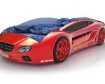 Объемные кровати-машины