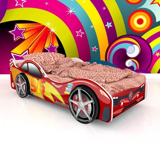 Кровать машина детская Токио по отличной цене