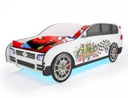 Кровать машина Джип VW Туарег купить в наличии в Санкт-Петербурге