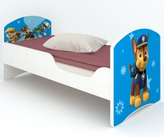 Детская кровать Classic Щенячий патруль. Гонщик