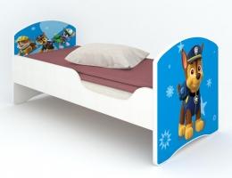 Детская кровать Classic Щенячий патруль. Гонщик купить в наличии в Санкт-Петербурге