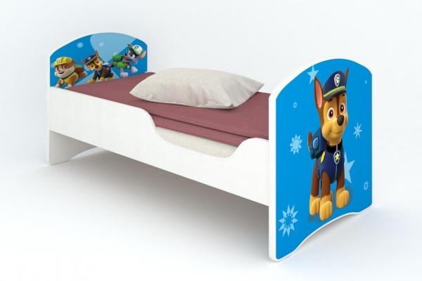 Детская кровать Classic Щенячий патруль. Гонщик в Санкт-Петербурге с доставкой