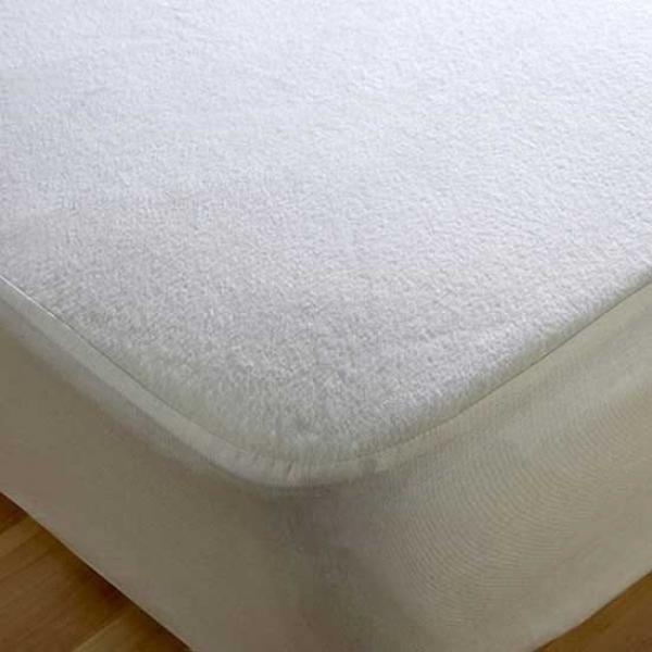 Непромокаемый наматрасник AQUASTOP 160*70 см натяжной без запаха