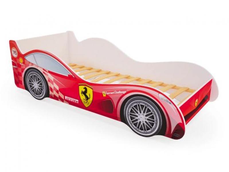 Детская кровать - машина Красная Феррари в интернет-магазине