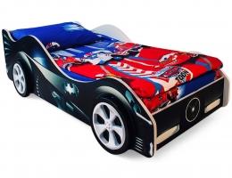 Детская кровать - машина Бельмарко Бэтмобиль купить в наличии в Санкт-Петербурге