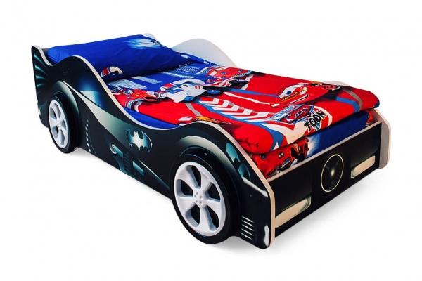 Детская кровать - машина Бельмарко Бэтмобиль в Санкт-Петербурге с доставкой
