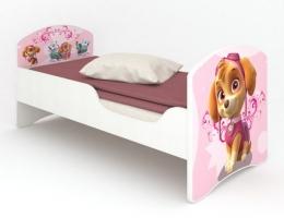 Детская кровать Classic Щенячий патруль Скай купить в наличии в Санкт-Петербурге