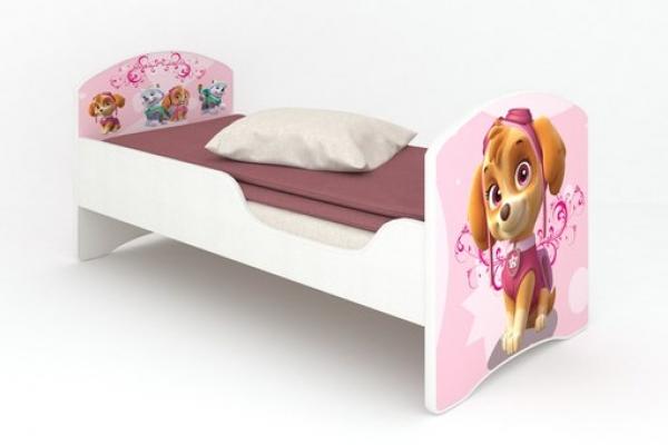 Детская кровать Classic Щенячий патруль Скай в Санкт-Петербурге с доставкой