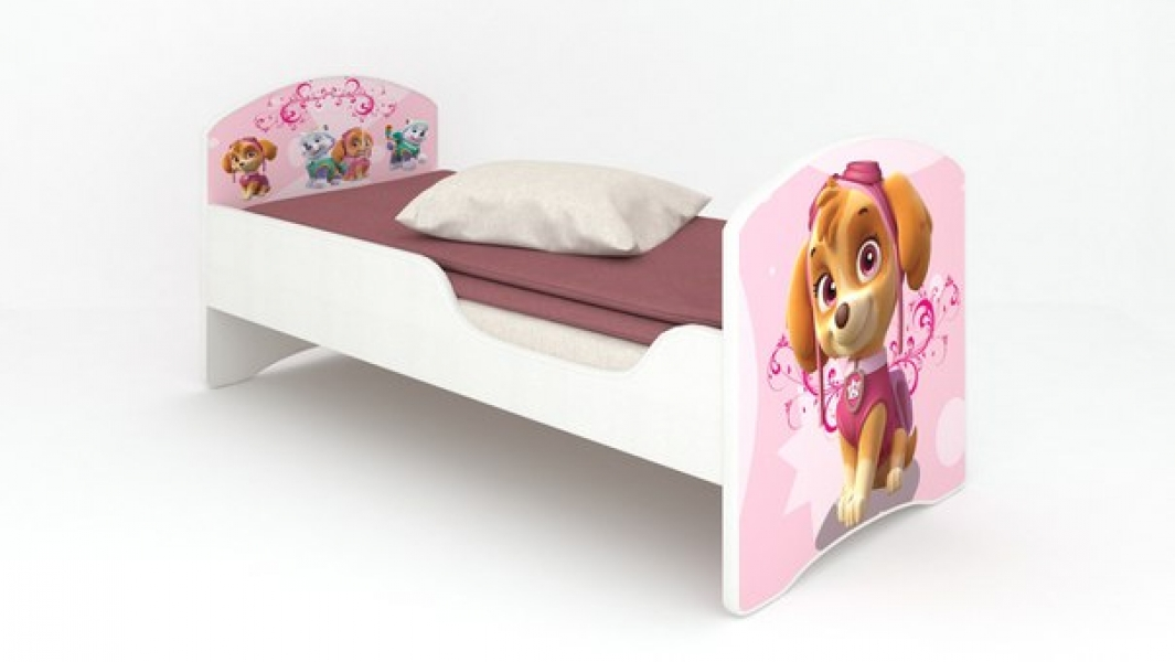 Детская кровать Classic Щенячий патруль Скай с официальной гарантией