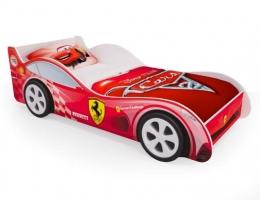Кровать - машина Красная Феррари купить в наличии в Санкт-Петербурге