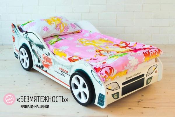 Детская кровать - машина Безмятежность в Санкт-Петербурге с доставкой