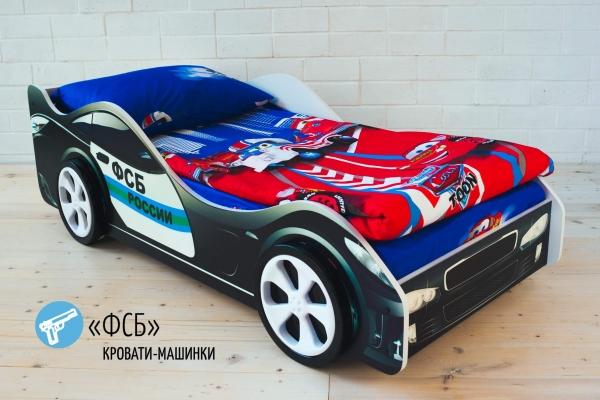 Детская кровать - машина Бельмарко ФСБ в Санкт-Петербурге с доставкой