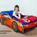 Детская кровать-машина LAMBORGHINI (ЛАМБОРДЖИНИ) с официальной гарантией