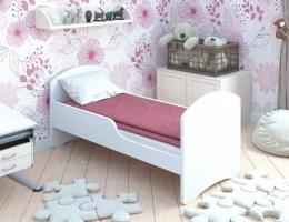 Детская кровать Classic Белая купить в наличии в Санкт-Петербурге