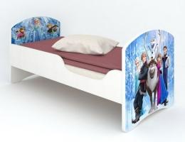 Детская кровать Classic Холодное Сердце купить в наличии в Санкт-Петербурге