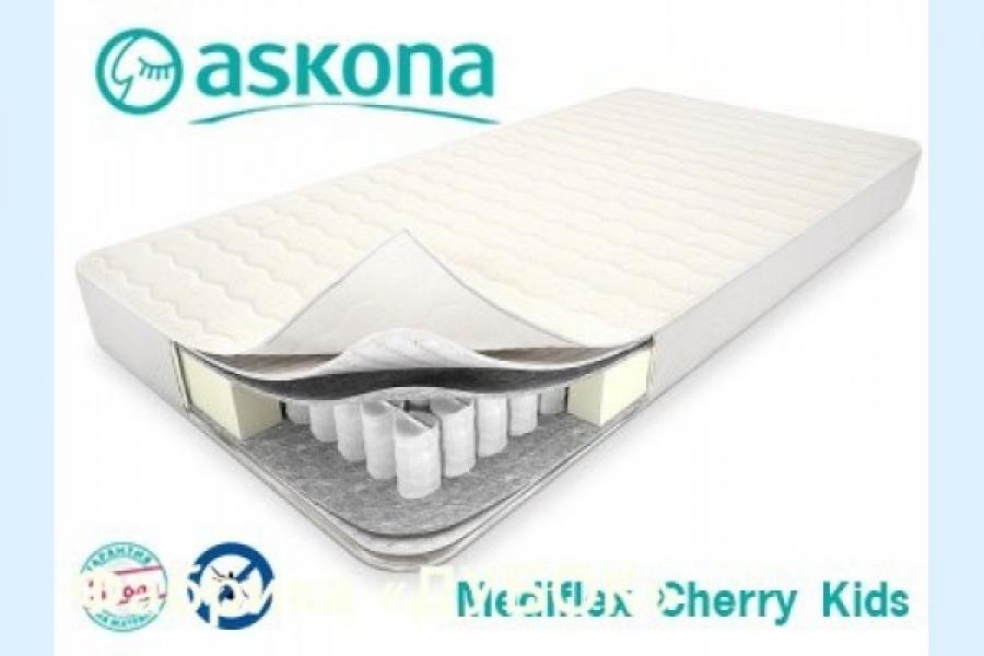 Детский матрас Аскона Mediflex Cherry Kids 200*80 см с хорошими отзывами