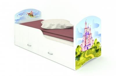 Классические детские кровати с бесплатной доставкой из интернет-магазина