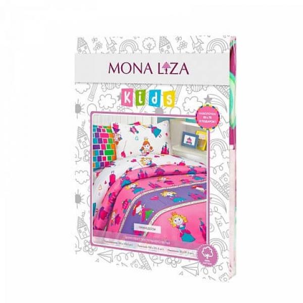 Детское постельное белье Принцессы (бязь, 100% хлопок) с хорошими отзывами
