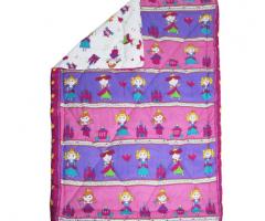 Детское одеяло для девочки