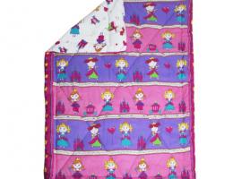 Детское одеяло для девочки купить в наличии в Санкт-Петербурге