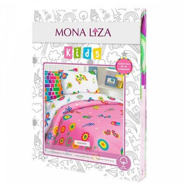 Детское постельное белье Бабочки (бязь, 100% хлопок) с официальной гарантией