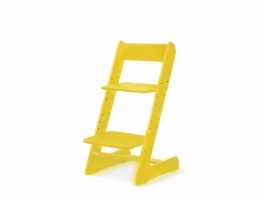Растущий стул Бемби Жёлтый купить в наличии в Санкт-Петербурге