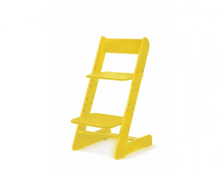 Растущий стул Бемби Жёлтый в интернет-магазине