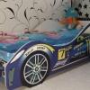 Кровать-машина детская Бельмарко МОЛНИЯ в интернет-магазине