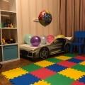 Детская кровать - машина AUDI (АУДИ) с официальной гарантией