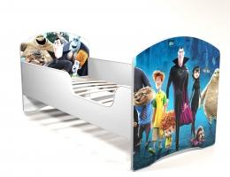 Детская кровать Classic Монстры на каникулах2 купить в наличии в Санкт-Петербурге