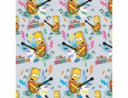 Детский плед Simpsons Music купить в наличии в Санкт-Петербурге