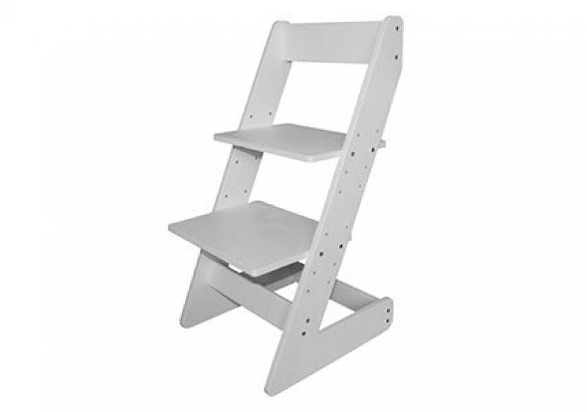 Растущий стул Бемби Белый с профессиональной сборкой