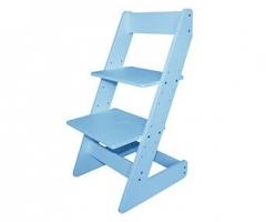 Растущий стул Бемби Голубой
