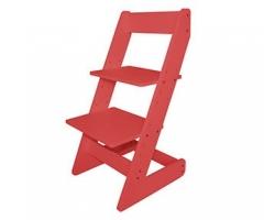 Растущий стул Бемби Красный