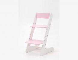 Растущий стул Бемби Бело-розовый купить в наличии в Санкт-Петербурге